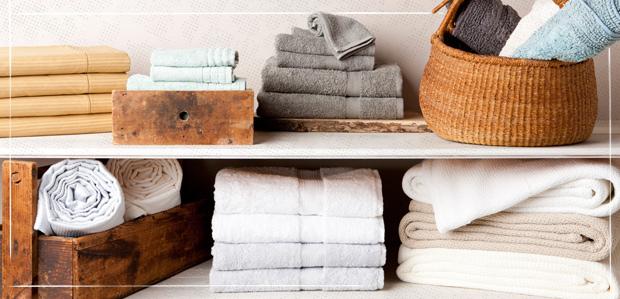 The Well-Stocked Linen Closet: Bedding & Bath at Rue La La