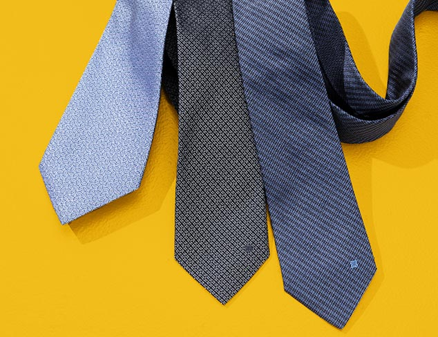 Ties feat. Givenchy at MYHABIT