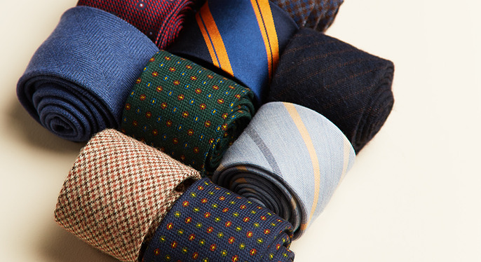 Timeless Italian Neckwear at Gilt