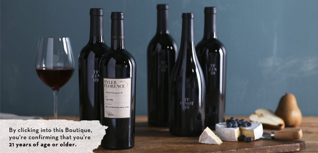 Tyler Florence Wines at Rue La La