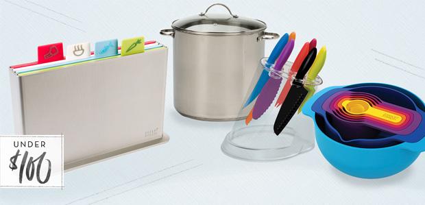 Under $100: Essentials for Your First Kitchen at Rue La La