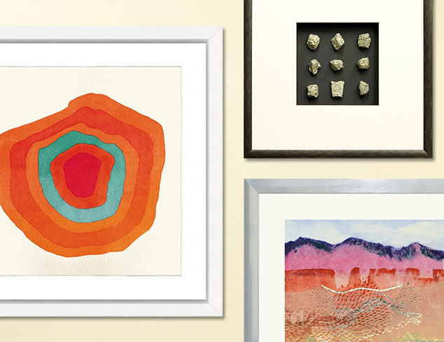 Under $139: Wall Art at MYHABIT
