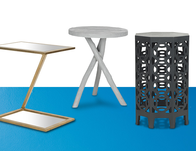 Under $200: Accent Tables at MYHABIT