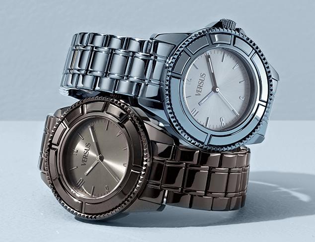 Versus by Versace Tokyo Stainless Steel Watch