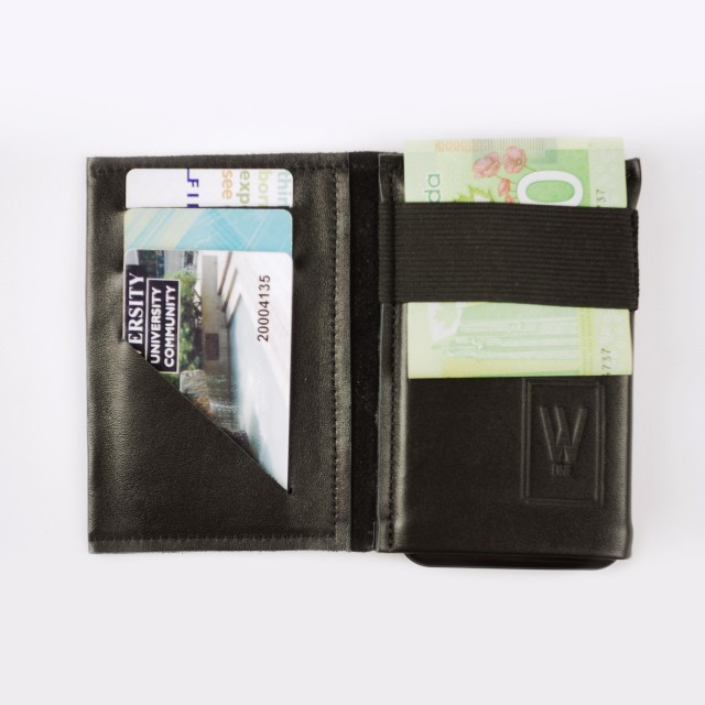 Wallet One: Phone-Charging Wallets