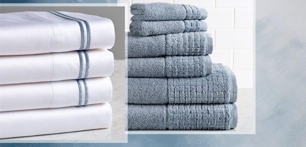 Wrap Up in Egyptian Cotton: The Bed & Bath Sale at Rue La La