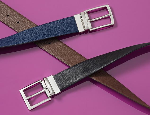 a.testoni Belts & Wallets at MYHABIT