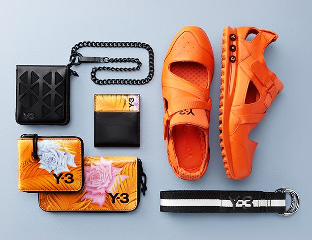 adidas Y-3 by Yohji Yamamoto at MYHABIT