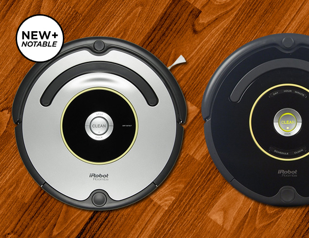 iRobot at MYHABIT