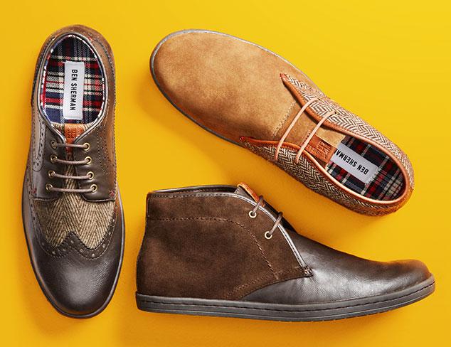 Ben Sherman Shoes & Socks at MYHABIT