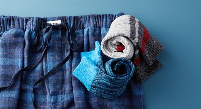 Ben Sherman Socks & Loungewear at Gilt