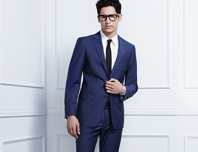 Bruno Piattelli Suiting at MYHABIT
