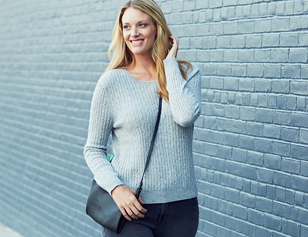 Cashmere for Every Woman feat. Cashmere Addiction at MYHABIT