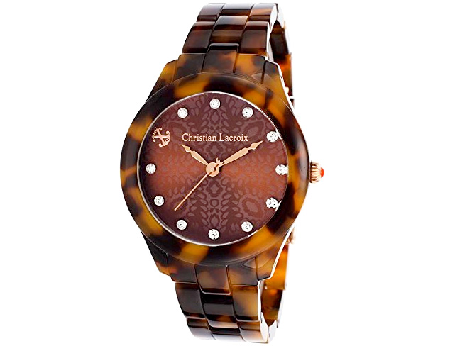 Christian Lacroix Watches at MYHABIT