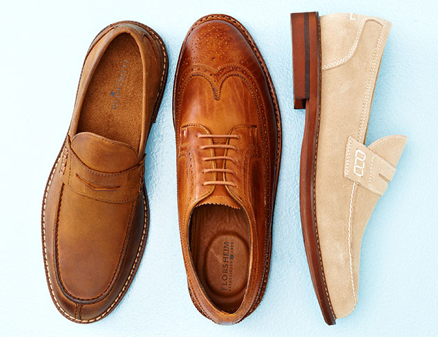 Classic Style: Loafers & More feat. Florsheim at MYHABIT