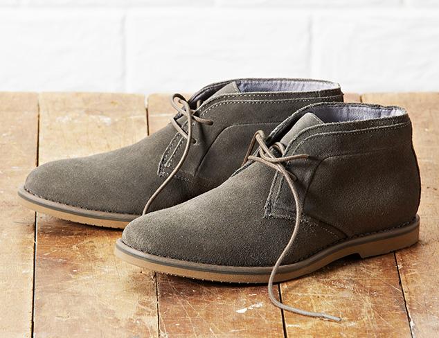 Cool & Classic Chukka Boots at MYHABIT