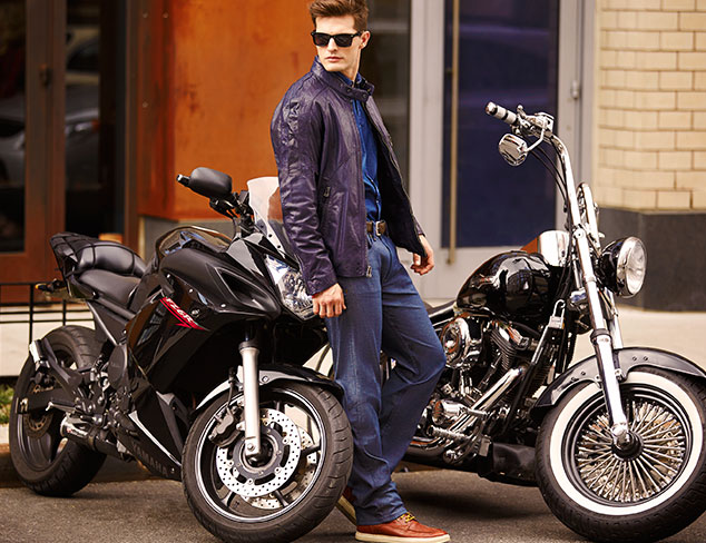 Denim & Leathers by Andrew Marc at MYHABIT