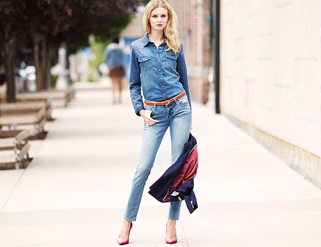 Denim Lifestyle: DKNY Jeans & More at MYHABIT