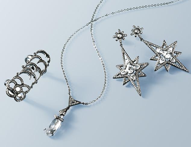 Edgy Elegance: Jewelry at MYHABIT