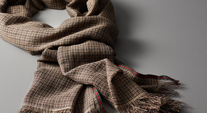 Fall Essentials: The Pattern Scarf at Gilt