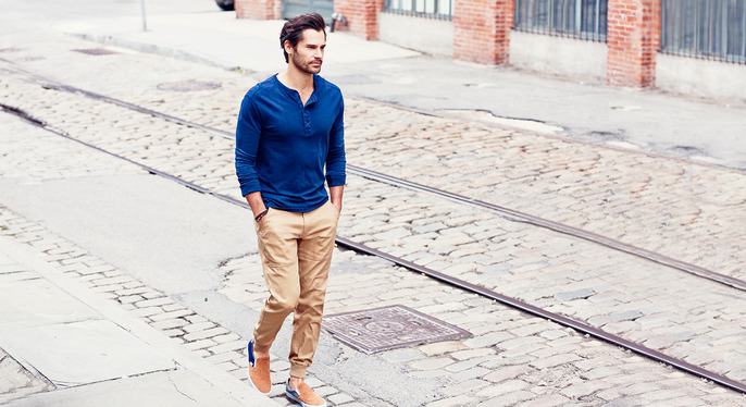 Fall Staple: The Jogger at Gilt