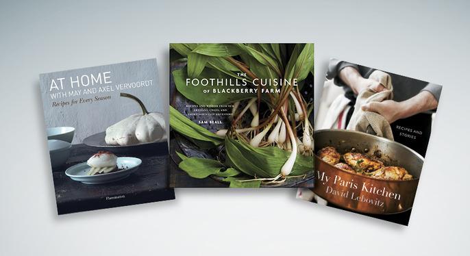 Farm to Table: Cookbooks at Gilt