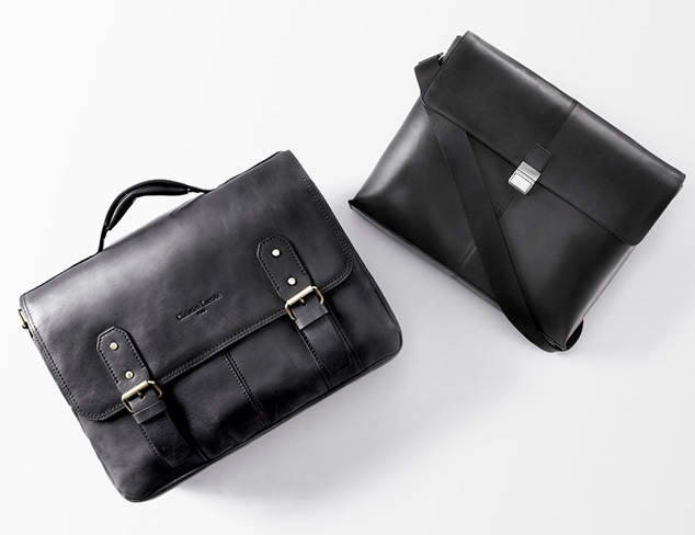For the Office: Briefcases & Messenger Bags at MYHABIT