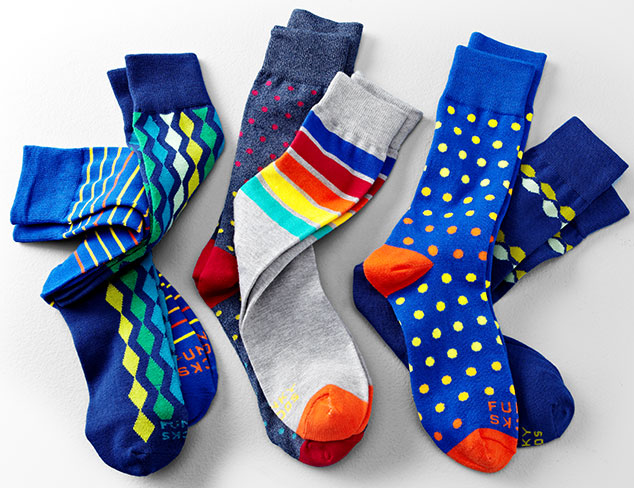Funky Socks at MYHABIT