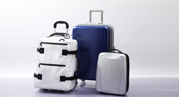 Hideo Wakamatsu Luggage at Gilt