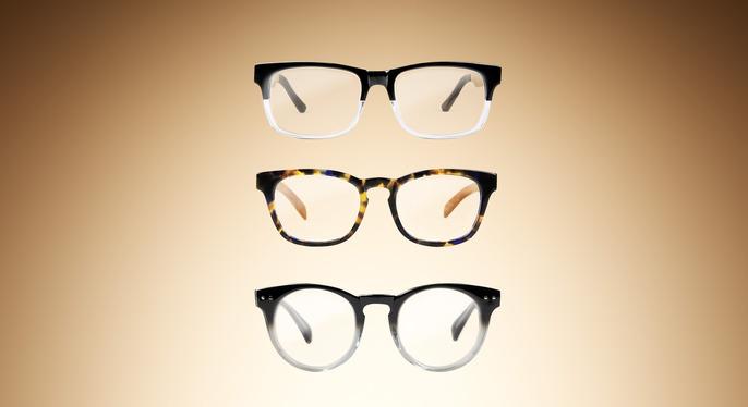 Ivory + Mason Optical at Gilt