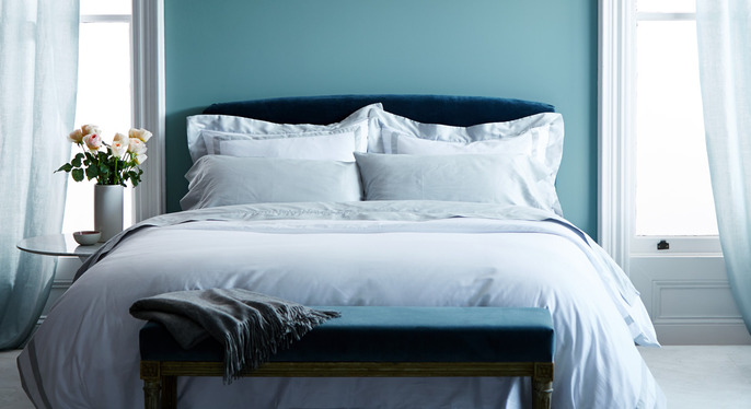 Luxury Italian Bedding at Gilt