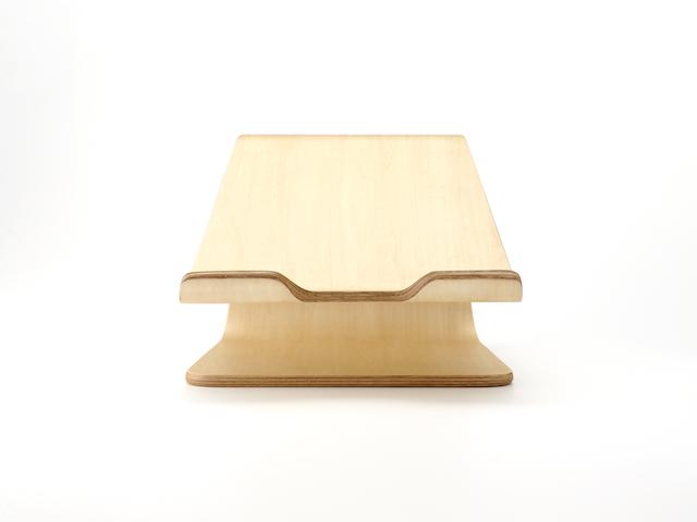 MOKU Woodware Desktop Stool Laptop Stand_12