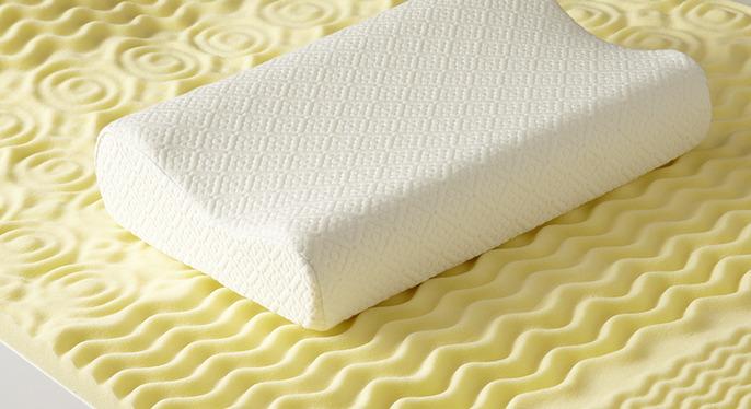 Memory Foam & Down Alternative Bedding at Gilt