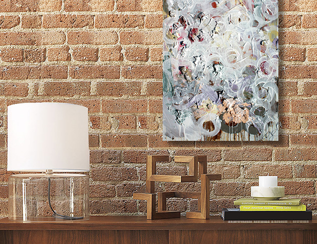 Mixed Materials: Home Accents at MYHABIT