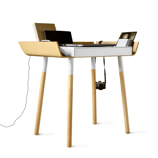 EMKO My Writing Desk with Single Drawer