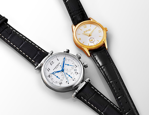 New Markdowns: Watches feat. Akribos XXIV at MYHABIT