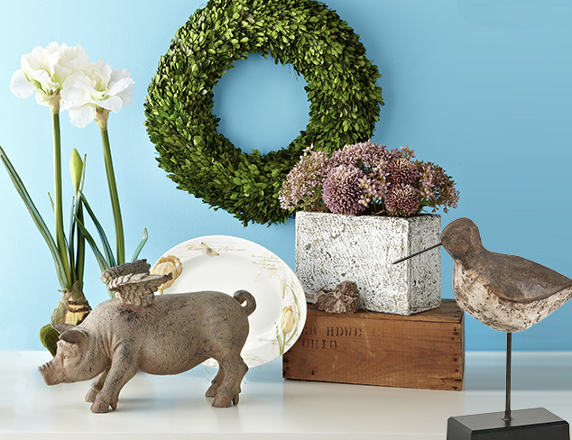 Outdoors In: Nature-Inspired Art & Wall Décor at MYHABIT