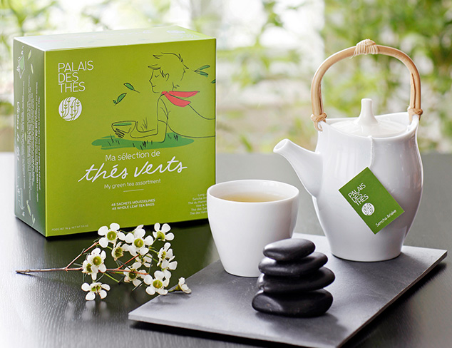 Perk Up: Coffee & Tea Essentials at MYHABIT