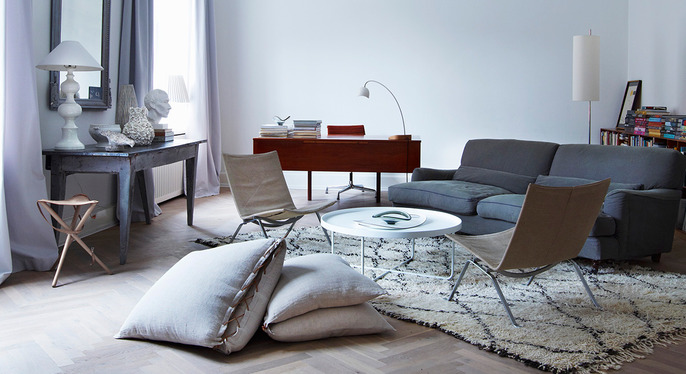 Redecorate: Rustic Meets Urban at Gilt