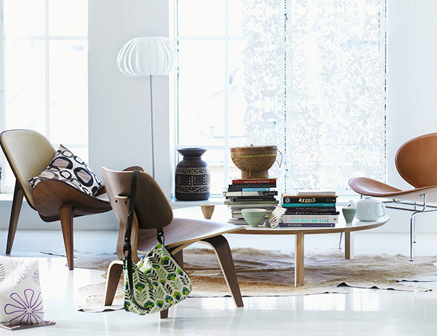 Retro Inspired: Furniture & Lighting at MYHABIT