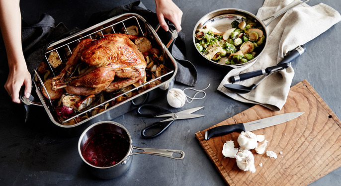 Stock Up for Holiday Cooking at Gilt
