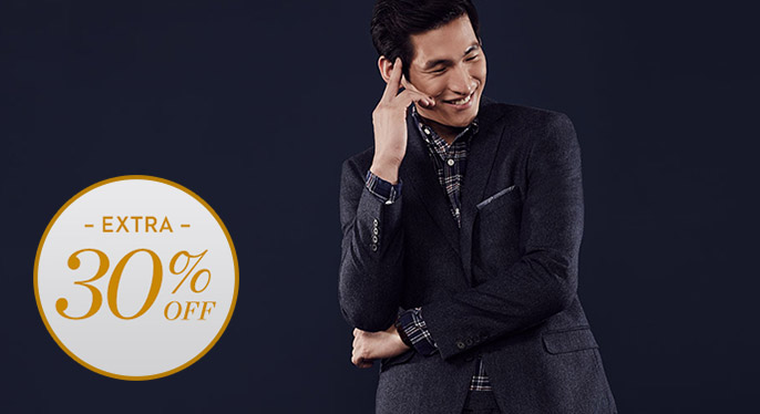 Suit Up: Tailored Clothing From $99 at Gilt