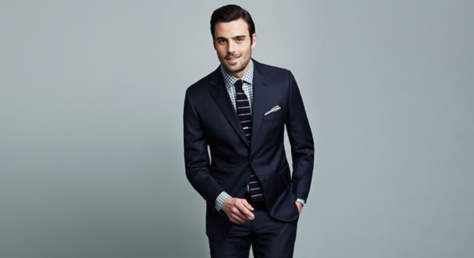 Suiting by Price Point at Gilt