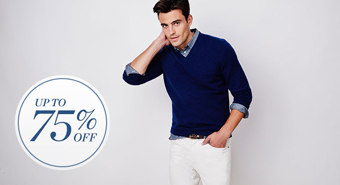 Sweaters: Up to 75% Off at Gilt