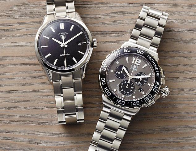 Swiss Made Watches at MYHABIT
