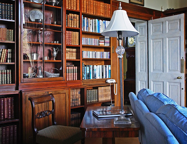The Ivy League Library at MYHABIT