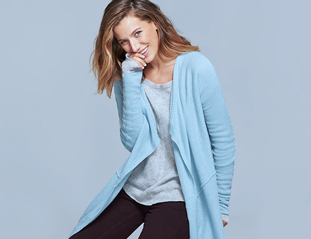 The Layer Factor: Suss Sweaters & More at MYHABIT