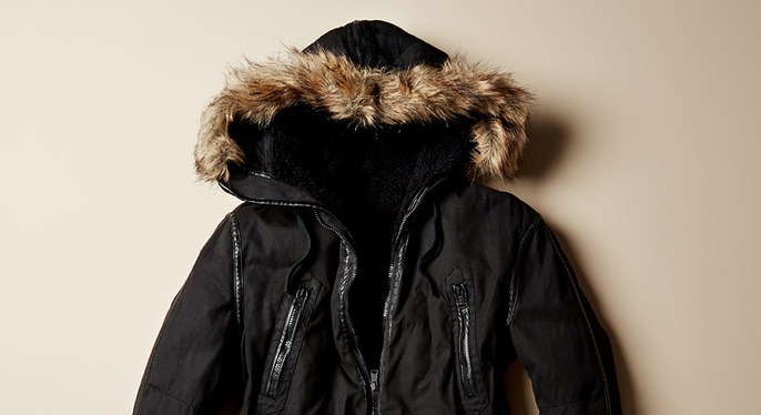The Must-Have Parka at Gilt
