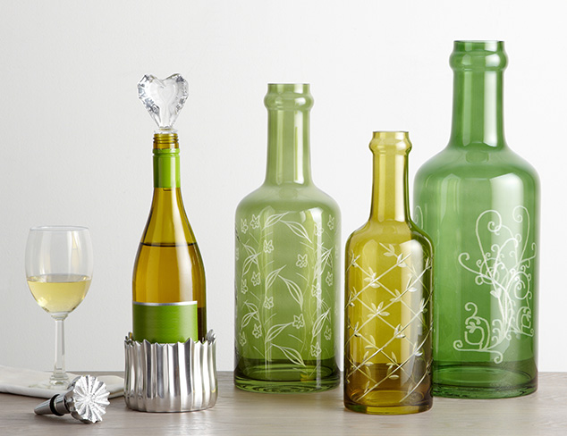 The Wine Cellar: Storage, Stoppers & More at MYHABIT
