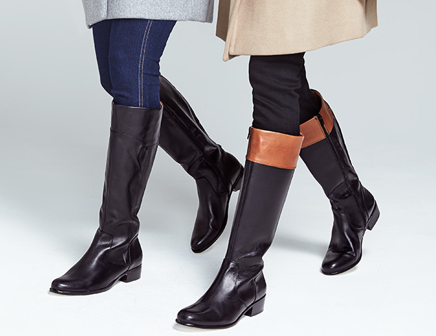 To the Knee & Beyond: Tall Boots at MYHABIT